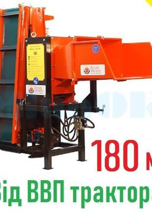 Измельчитель веток TN-180TK3 PRO с конвейерной лентой 3м (12 м3 в