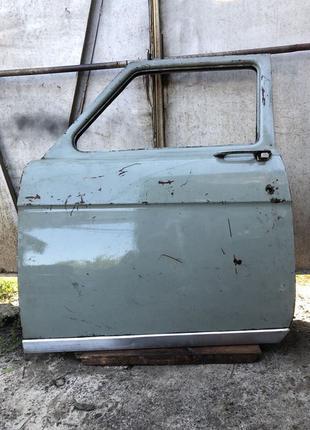 Дверь ГАЗ 21 передняя левая