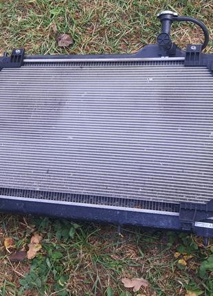 Радиаторы комплект Mitsubishi Outlander III  2.4