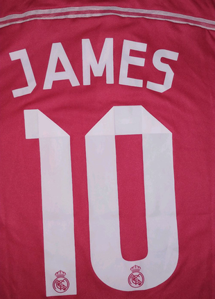 Футболка Реал Мадрид Adidas JAMES