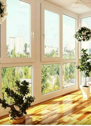 Вікна, лоджиї, балкони Хмельницький