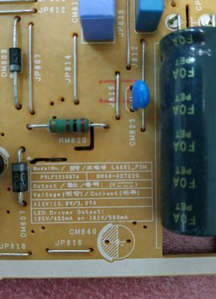 Блок питания L48S1_FSM, BN44-00703G для samsung UE40J5500