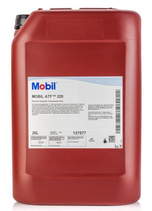 Трансмиссионное масло Mobil ATF220