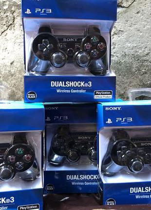 Джойстик геймпад DualShock Sony PlayStation 3 PS3 PS4 controller