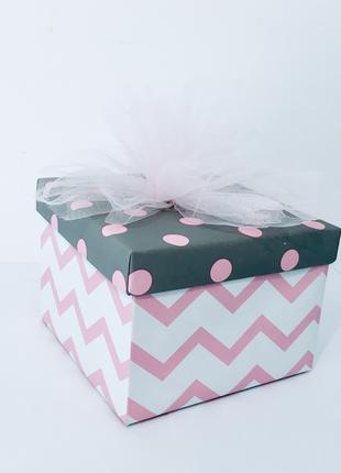 """Подарочная коробка """"Нежность"""""""