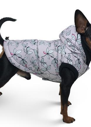 Одежда для собак Жилет на синтепоне с подкладом из флиса