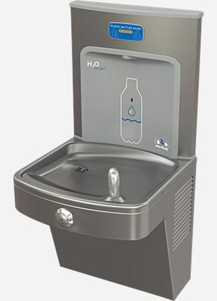 Питьевой фонтанчик с блоком наполнения бутылок Murdock A171400-BF