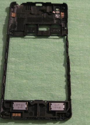 Средняя часть с динамиками Lenovo A6010
