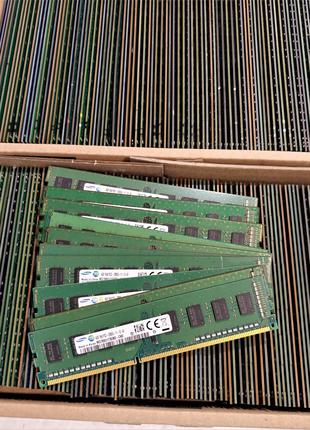 ОЗУ/ Оперативна память ПК 4 GB DDR3/ PC3/1333/1600 MHz