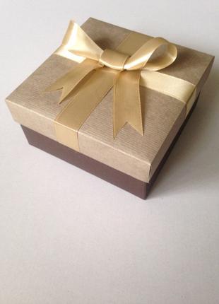 """Подарочная коробка """"Золото"""""""