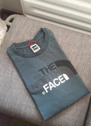 Новая футболка north face 152 см 11-12 лет