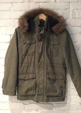 Куртка, Парка 10-12 лет