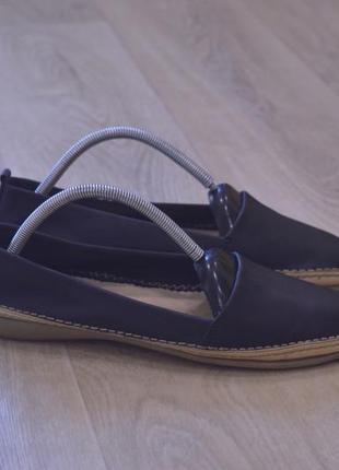 John lewis женские туфли лоферы мокасины кожа оригинал осень в...