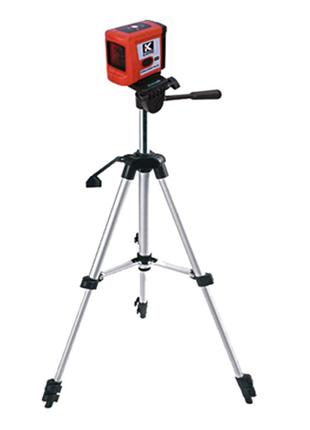 Kapro Уровень лазерный 862 SET Красный лазер+тренога в комплекте