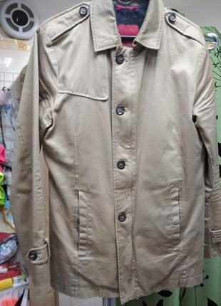 Куртка осень zara