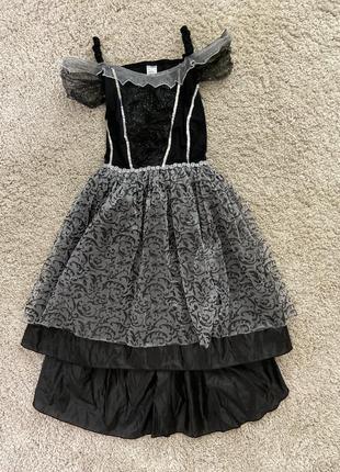 Карнавальное платье хэллоуин halloween