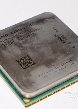 Процессор AMD Athlon II X3 435 Socket AM3