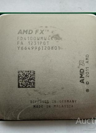 Процессор AMD FX-4100 socket AM3