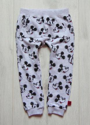 Disney. размер 2-3 года. новые спортивные штаны для мальчика