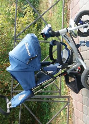 Продам трехколесный  велосипед Crosser trike