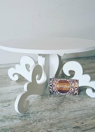 Тортівниця підставка під торт тортовница подставка кенди бар кекс
