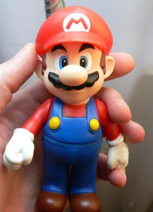 фигурка Mario Марио 2009 от Nintendo Super Mario Bros ретро игры