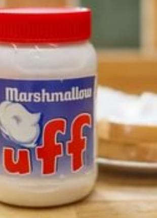 Кремовый зефир MARSHMALLOW FLUFF со вкусом клубники 213g США