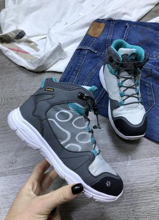 Бомбезные ботинки jack wolfskin