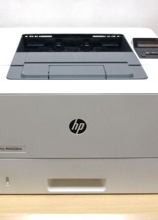 Лазерний принтер HP LaserJet Pro M402dnе чудовий стан 8 825 пр...