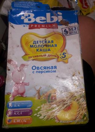 Каша bebi