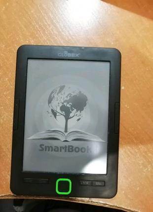 Електонная книга Globex Smartbook
