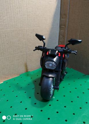 Маленький мотоцикл