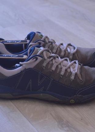 Merrell мужские кроссовки замша оригинал осень весна