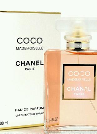CHANEL Coco mademoiselle woman 100 ml