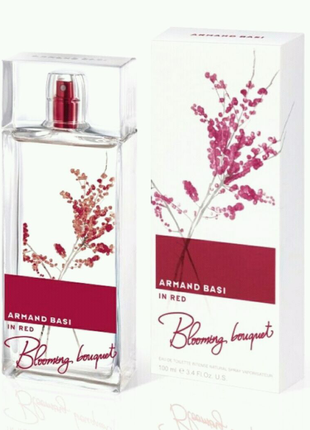 Armand Basi in Red Blooming Bouquet edt 100ml Женский парфюм
