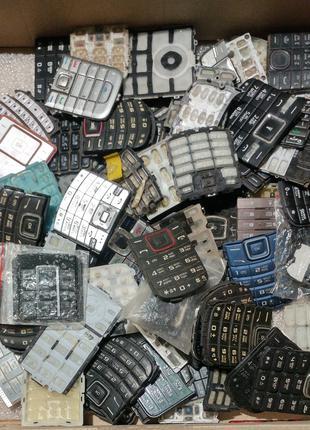 Клавиатуры для Nokia Samsung Motorola на любой телефон