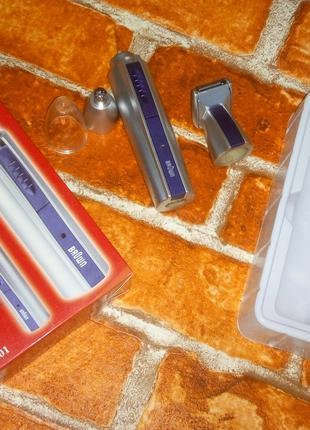 Триммер Braun МР-300 (2 в 1) Машинка-Триммер для Стрижки Волос