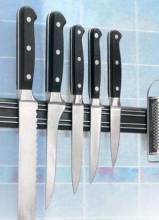 Магнит на кухню 38см Держатель для ножей 1 шт 75грн