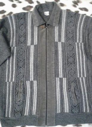 Кофта, свитер, реглан р.-50-52-54-56