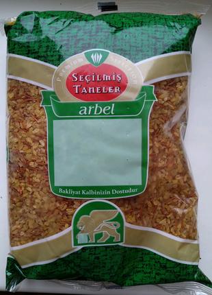 Булгур с вермишелью из пшеницы твердых сортов Arbel Bakliyat 1кг