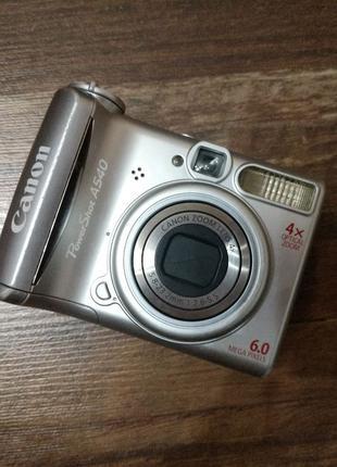 Фотоаппарат Canon Power Shot A 540