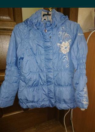 Куртка,  курточка,  пуховик р. 152