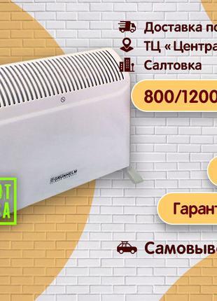 Конвектор электрический Grunhelm GS-2000 Вт,обогреватель элект...