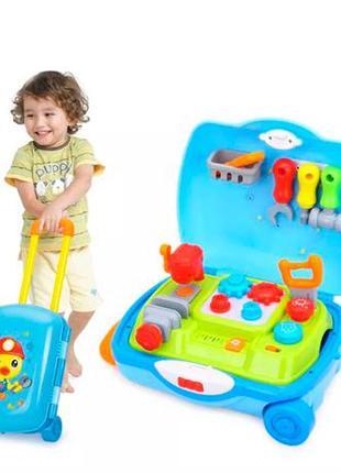 Игровой набор Чемоданчик с инструментами
