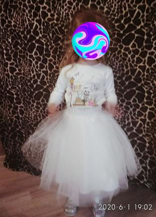 Продам фатиновую юбку, юбку- пачку