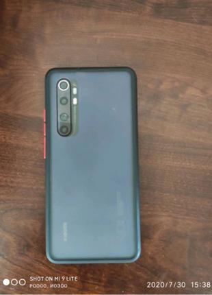 Xiaomi Mi note 10 lite 8/128