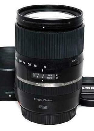 Объектив Tamron 16-300mm F/3,5-6,3 Di II VC PZD Macro для Sony A