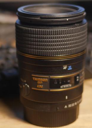 Объектив Tamron SP AF 90mm f/2.8 Di Macro 1:1 (272E) Pentax K