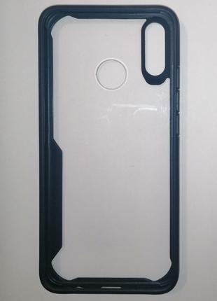 "Чехол Black/Clear (WPC-109) for Huawei P Smart+ ""nova 3i"" хуавей"