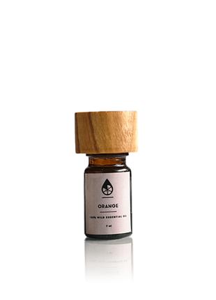 Натуральное эфирное масло апельсина сладкого 100% bio